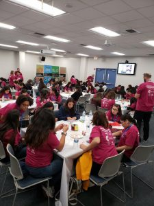 Cyber Security Cyber Tech Girls Event Coastline College