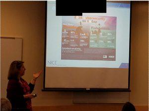 Cyber Security Merian Merritt National Initiative Cyber Security Education April 19 2017