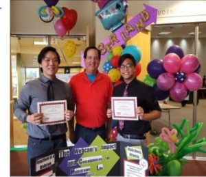 Cyber Security Ronald Shin and Joshua Mayate Win 1st Place at Cal Poly Pomona