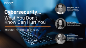 NOCC Cyber Security What You Don't Know Can Hurt You